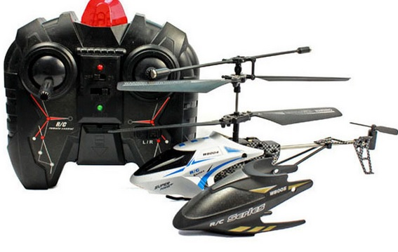 4 Rc Channel Helicopter