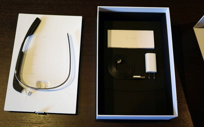 Google Glass Main Image