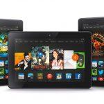 Kindle Fire HDX Tablets