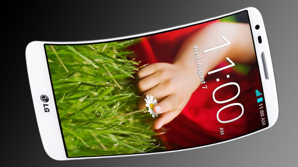 LG G Flex Preview