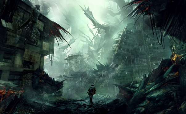 killzone shadow fall graphics 1080p wallpapersgolkes
