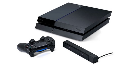 Ps4 with joystick and wii