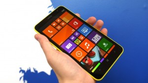 Nokia Lumia 1320 Battery Life