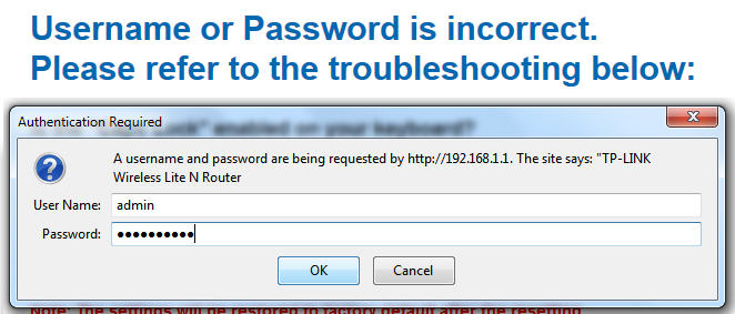 Recover-router-password