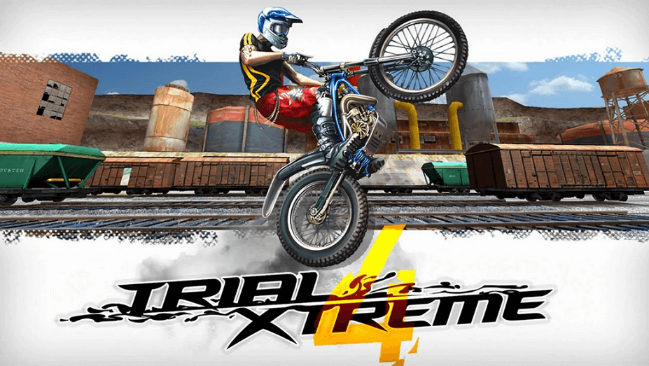 Trials Xtreme 4 Apk
