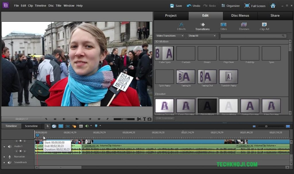 Adobe premiere elements best paid user friendly video editor