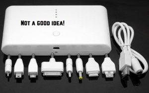 USB Charging Powerbank