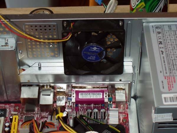 System case fan