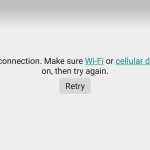 Play Store No Internet Connection Fix