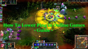How to Lower Ping