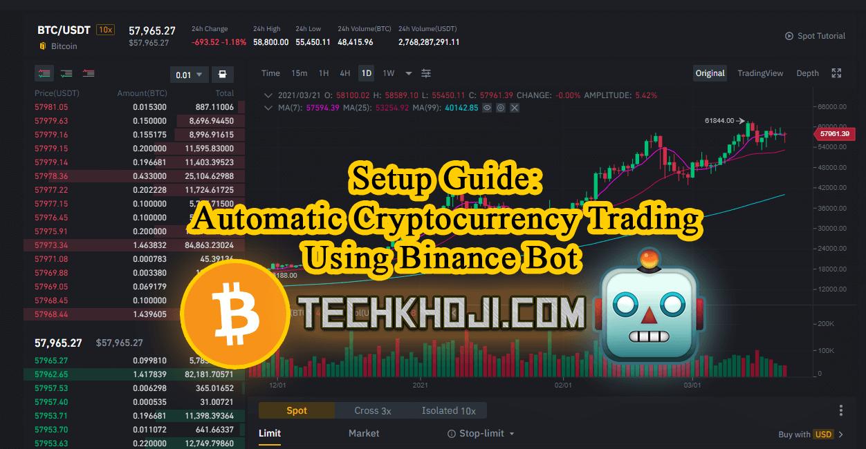 Scarica Binance Crypto Trading Bot - Auto Crypto Trade AI APK - Ultima versione